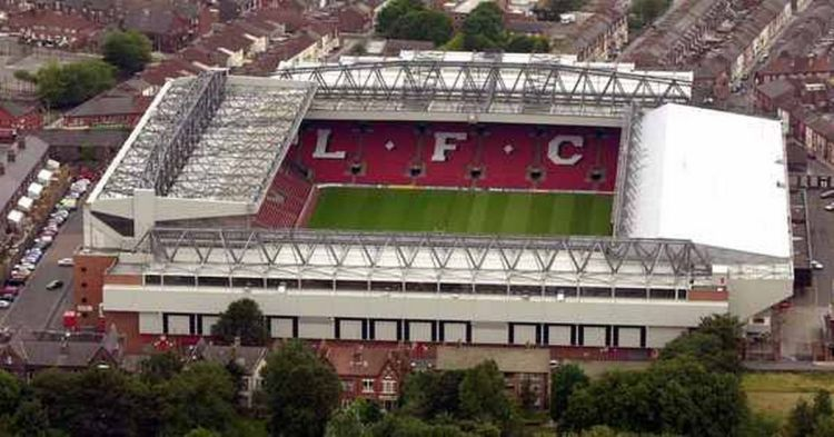Liverpool Football Club set to stay at Anfield and ...