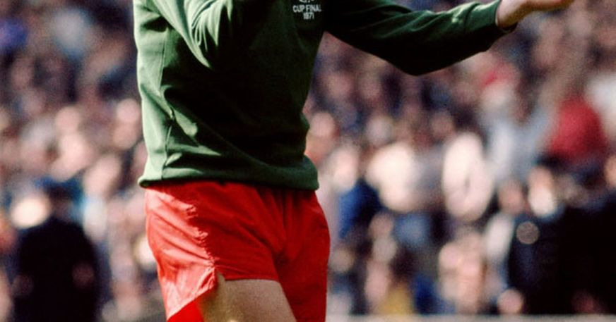 Ray Clemence's emotional reaction to Liverpool fans ...