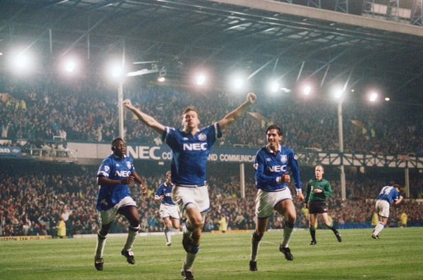 Image result for duncan ferguson v liverpool