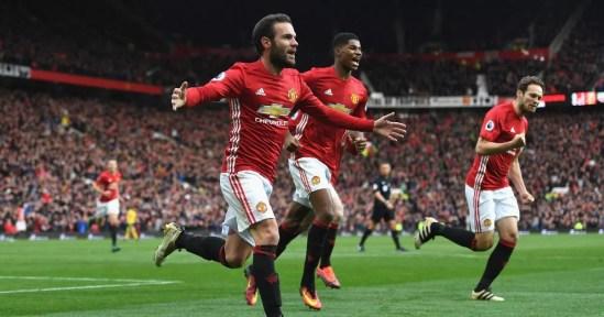 Prediksi Skor Liga Inggris Premier League Manchester United Vs Manchester City 10 Desember 2017