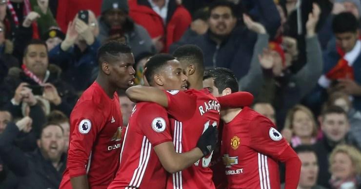 Image result for manchester united goal 2019