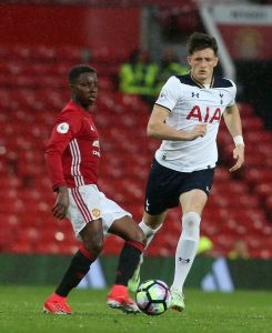 Tosin Kehinde has trained with the United first team under Mourinho