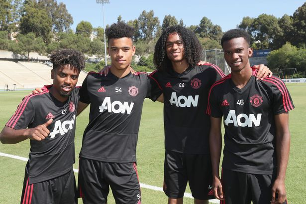 Image result for solskjaer Tahith Chong 2019 getty  SOLSKJAER COMMENTS ON EXACT TIME THIS KEY MANCHESTER UNITED STAR IS EXPECTED BACK FROM INJURY 1 GettyImages 1004703062