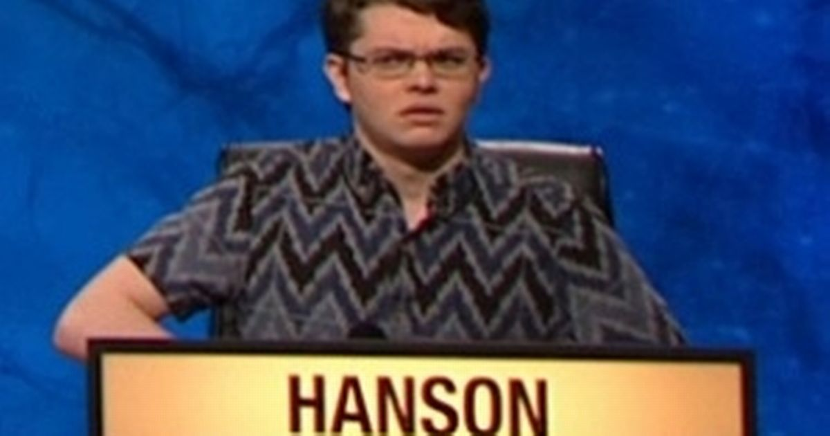 The University Challenge Contestant Whose Brilliant Buzzer