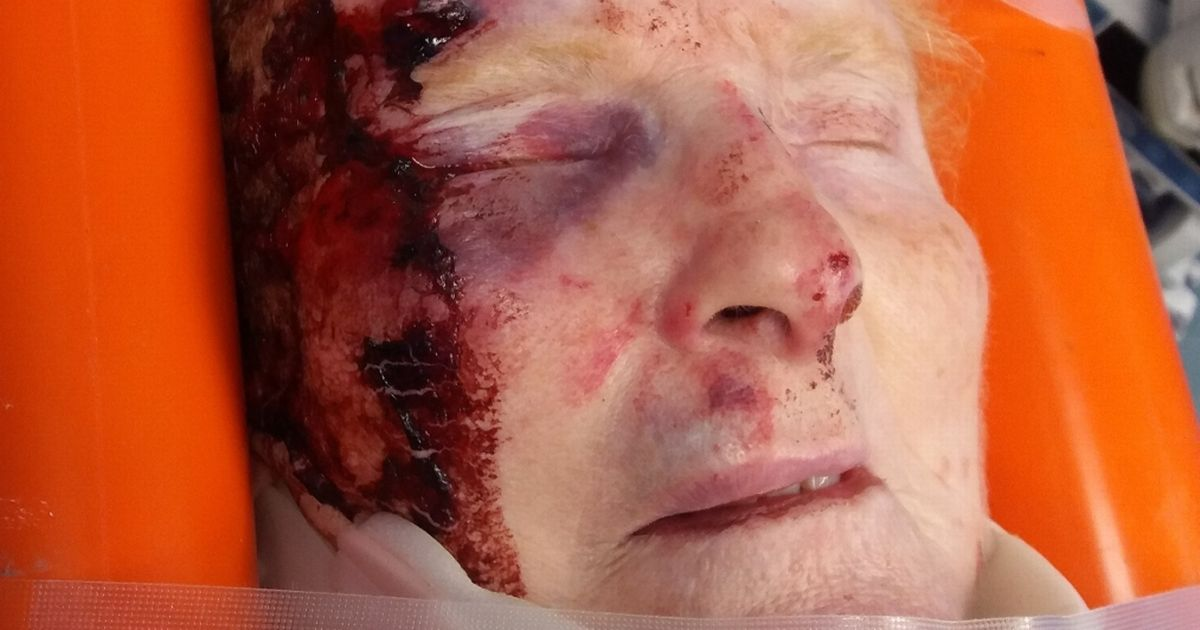 This is what a carjacker did to a 79-year-old woman in Morrisons car park