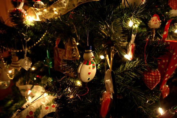 When Should You Take Your Christmas Tree And Decorations Down Image Dave Thompson Pa Wire