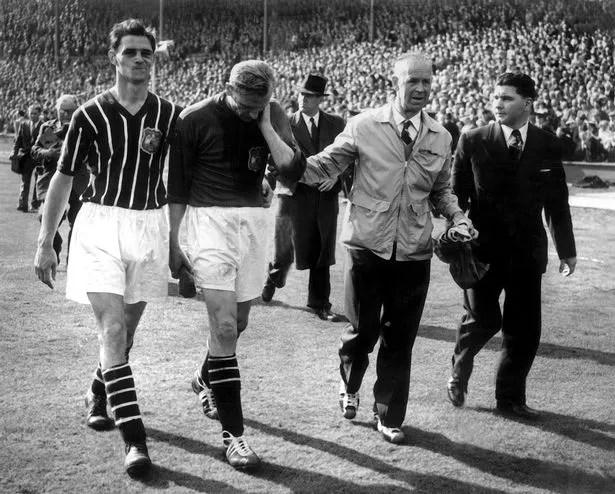 نتيجة بحث الصور عن A film about an ex-Nazi paratrooper who went on to become a legendary Manchester City keeper is coming out soon