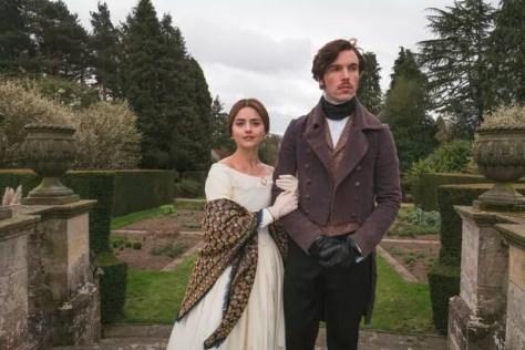 Jenna Coleman stars as Queen Victoria I.