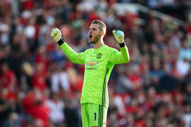 0 GettyImages 1168085426 1 - David de Gea has a new Manchester United role after signing new contract