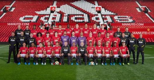 Manchester United squad photo 2019/20 revealed ...