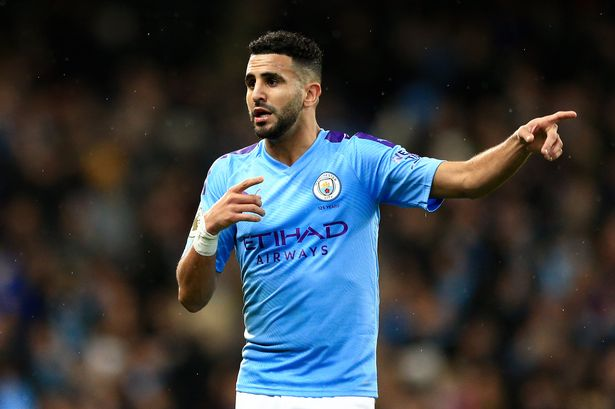 Why Riyad Mahrez wonder goal may not save him from Pep Guardiola's Man City  axe - Stuart Brennan - Manchester Evening News