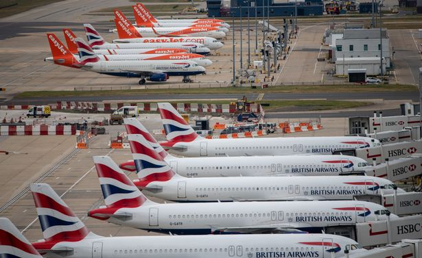 EasyJet, Ryanair, TUI and British Airways strike with new government baggage rules