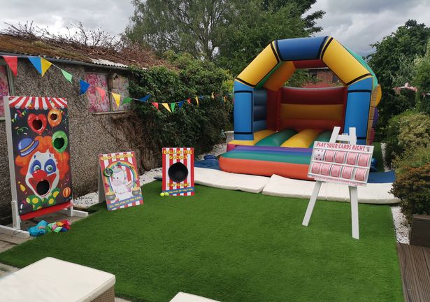 Kids Birthday Party Ideas In Manchester While Social Distancing Manchester Evening News