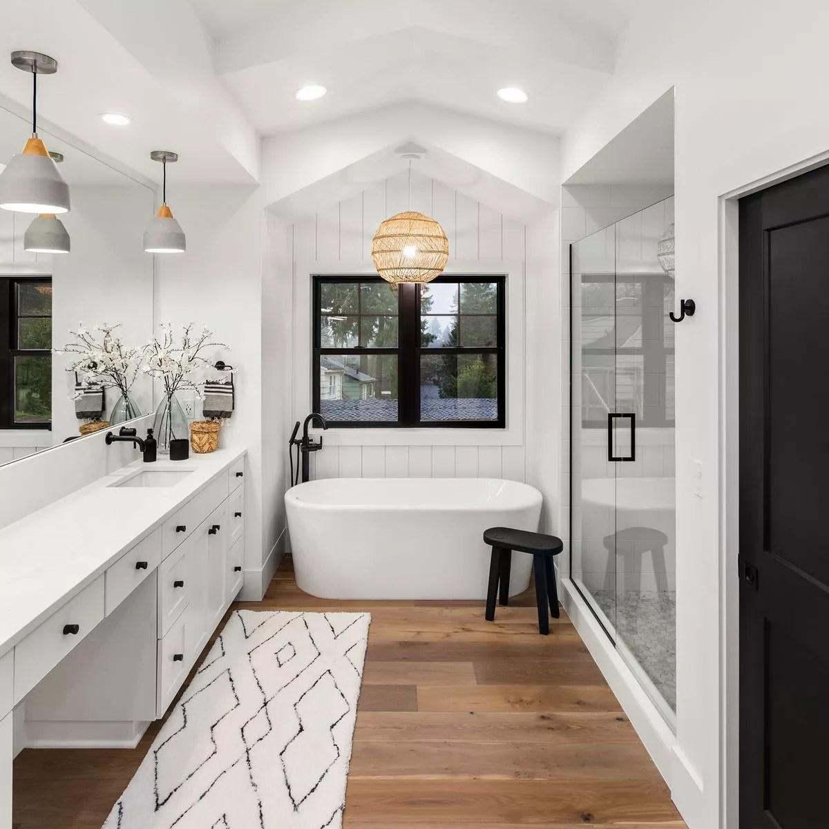 easy ways to transform your bathroom on