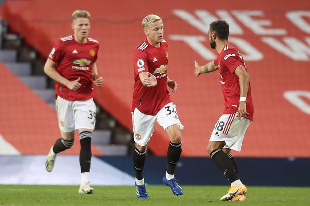 Manchester United FC - latest news, fixtures, transfers - Manchester  Evening News