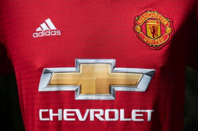 Chevrolet will no longer sponsor United from next season