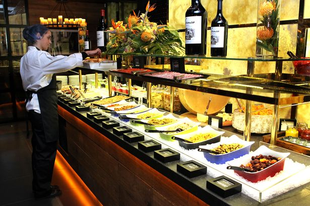 Buffet Restaurants Near Me Uk