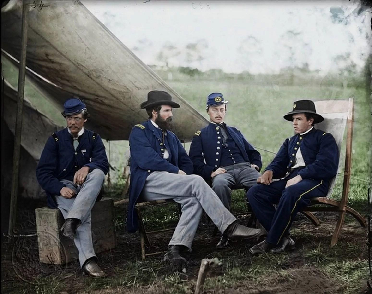 American Civil War Brought Back To Life Through Stunning