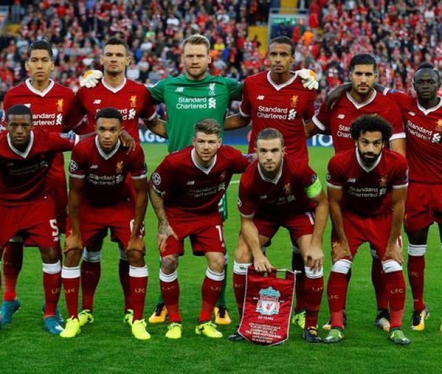 The Reds Are Back At The Top Table Of European Football Image Reuters