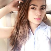 Pakistani model Alyzeh Gabol