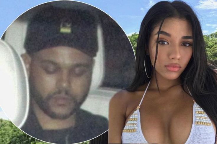 Image result for The Weeknd Moves on From Selena Gomez With Justin Bieber's Ex-Girlfriend