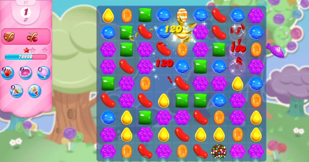 Candy Crush Saga Help