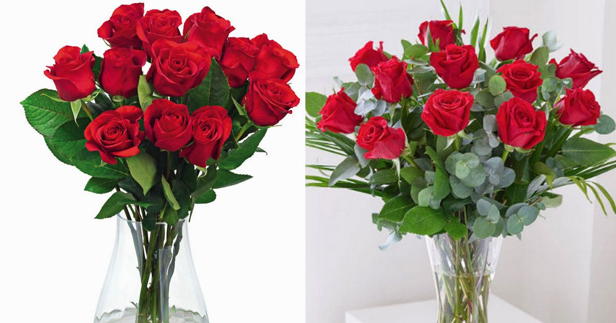 Tesco Launch Dozen Roses Bouquet For Valentines Day And Its 47 CHEAPER Than Identical One