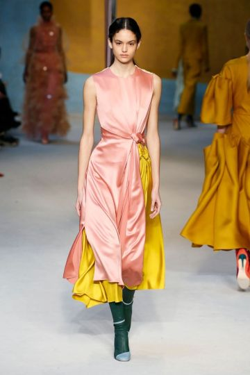 London Fashion Week 2018 highlights  The looks you need to see from     Roksanda