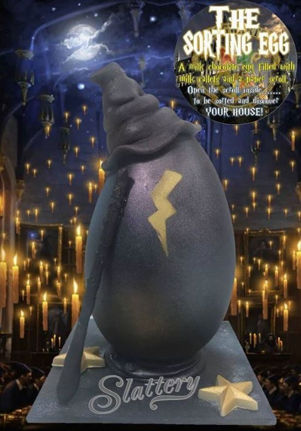Incredible Harry Potter Easter Egg Hits The Shelves And