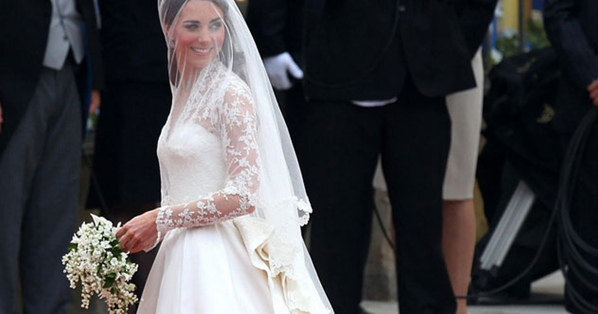 Kate Middletons Something Old New Borrowed And Blue For