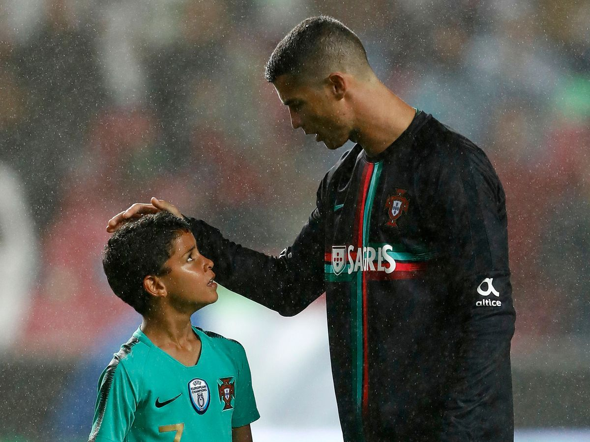How old is Ronaldo son? the age of Cristiano Ronaldo jr.