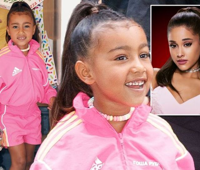 Pretty In Pink And Ponytail Image Splash