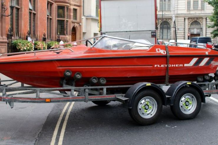 Speedboat which capsized killing a woman on first date is taken to court as manslaughter trial continues