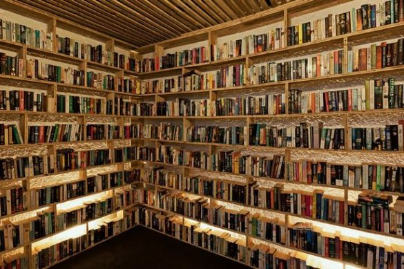 Literary themed hotel is basically a bookworm s dream with its own     The Literary Man is a bookworm s dream  Image  TripAdvisor