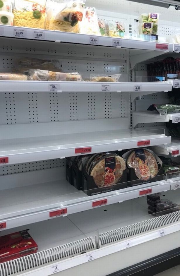Sainsburys Online Grocery Shopping