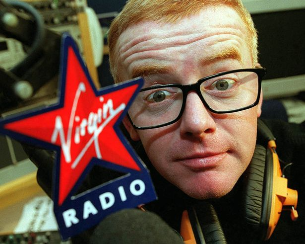 Chris Evans Will Earn 2million Switching From Bbc To Virgin But Pal Insists Its Nothing To Do With Money Mirror Online