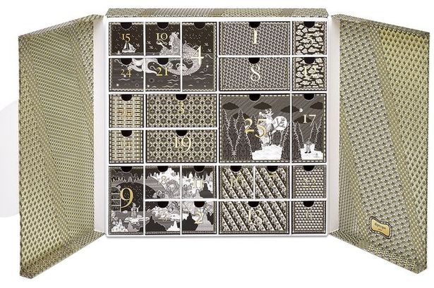 Diptyque S Luxurious Advent Calendar Looks Spectacular But The Hefty Price Tag May Make Your Eyes Water Mirror Online