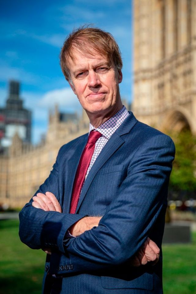 Labour MP Stephen Timms stabbed in stomach by female constituent wants to  visit her in jail to ask 'why?' - Mirror Online