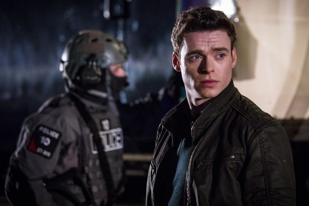 Richard Madden confirms he is in talks for series two of ...