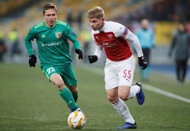 Image result for fc vorskla arsenal