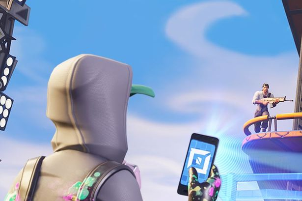 Fortnite Creative Season 7 New Game Mode Lets You Fly
