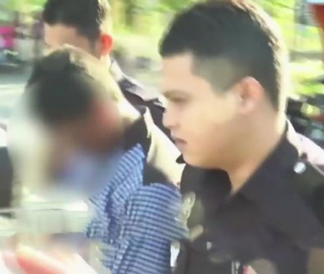 The Schoolboy Was Seen Arriving At A Magistrates Court In Kampar Malaysia