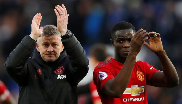 What Ole Gunnar Solskjaer told Eric Bailly after Arsenal tried to sign him - Mirror Online