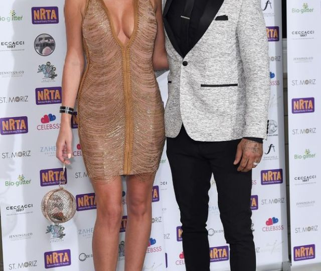 Jermaine Pennant Confirms He Did Split From Wife Alice Goodwin After Baby Rows Mirror Online