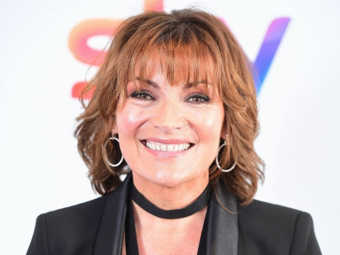 "lorraine kelly says it's ""really sad"" when people have"