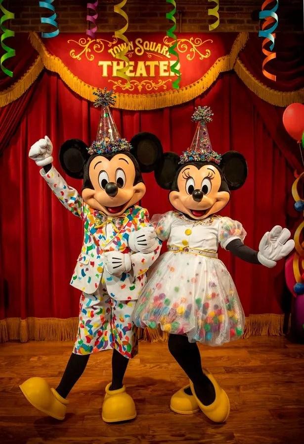 Inside Walt Disney World S Celebrations For Mickey Mouse S 90th Birthday Mirror Online