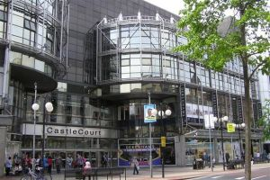 Man And Woman Charged After Baby Found By Bin Men In Belfast City The Child Was Found Outside The Castlecourt Shopping Centre Entrance Kenneth