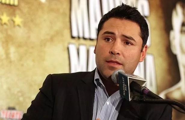 Oscar de la Hoya (Pic:Getty)