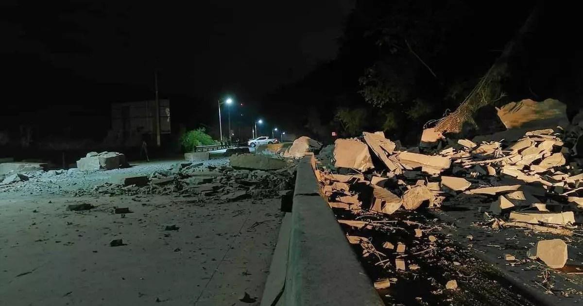 El Salvador Earthquake Tsunami Warning After 6 8