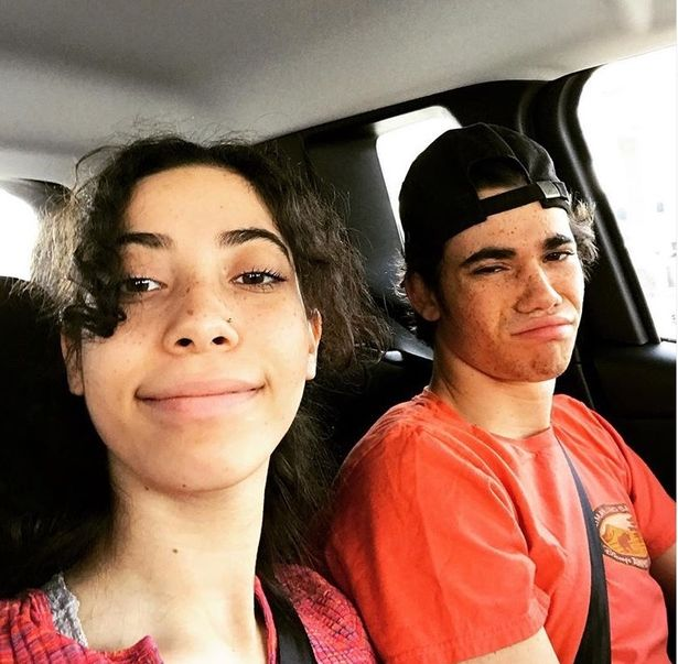 Cameron Boyce's sister breaks silence with poignant tribute